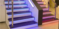 Fiber Optic for Stair