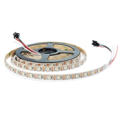 DC5V 60leds/m SK6812 RGBW LED Strip